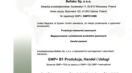 Cert GMP+B1 2019-1